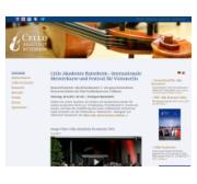 systematiker Celloakademie Ruthesheim