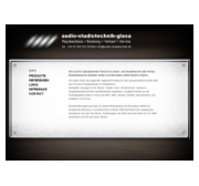 systematiker Audio Studiotechnik Glasa